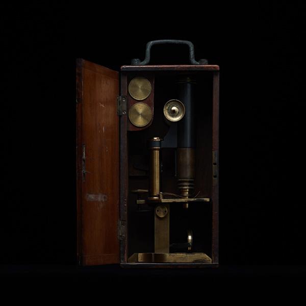 展示会,撮影,リース,レンタル,貸し出し,アンティーク,顕微鏡,真鍮